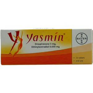 Buy Yasmin