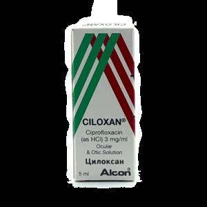 Ciloxan Eye drops