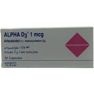 Alpha D3