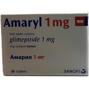Brand Amaryl