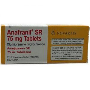 Anafranil SR buy