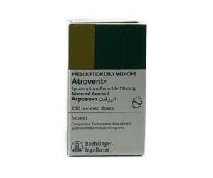 Brand Atrovent