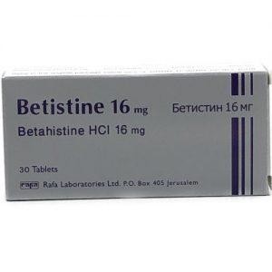 Buy Generic Betistine