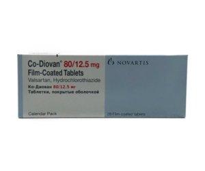 co-diovan brand