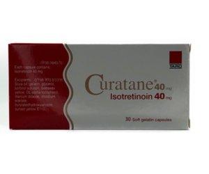 Brand Roacutane from Israel pharmacy