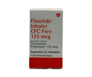 FLovent inhaler