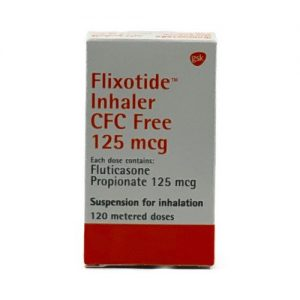 FLovent inhaler