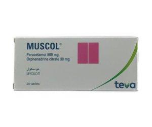 Buy Muscol online