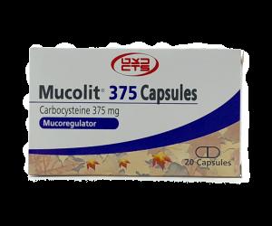 Mucolit Capsules